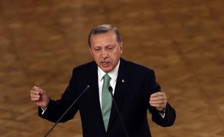 recep erdogan agerpres