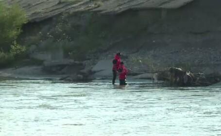 Fetita de 10 ani, disparuta in Jiu. In stare de soc, mama a anuntat pompierii abia la o ora dupa ce copila s-a pierdut