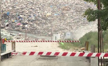 groapa de gunoi de la Chiajna