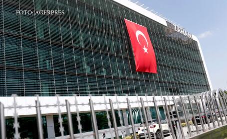 sediul Zaman, inchis de autoritati