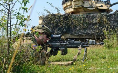 SABER GUARDIAN 16, exercitiu NATO