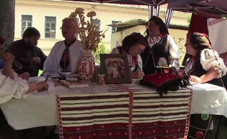 targ mestesugaresc la Brasov