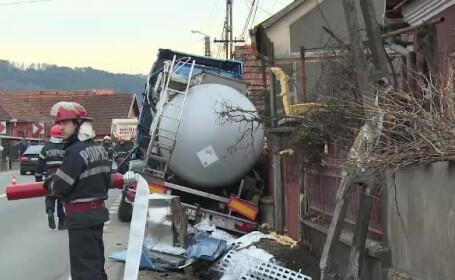 accident Ialomita Sarateni