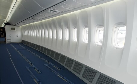 Avion fara locuri