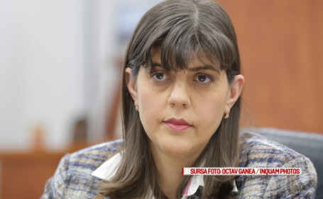Procurorul sef al Directiei National Anticoruptie (DNA), Laura Codruta Kovesi