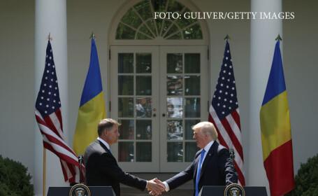 intalnire Iohannis - Trump