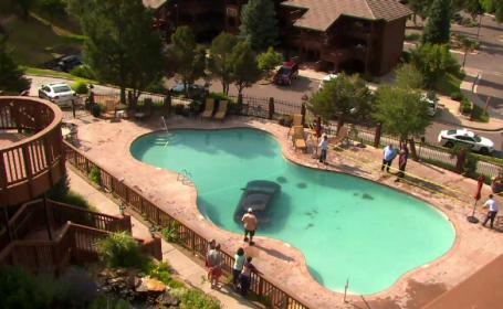 masina piscina