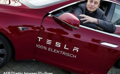 Elon Musk - AFP/Getty