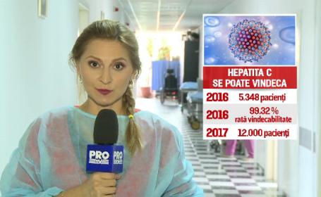 statistica pacienti hepatita