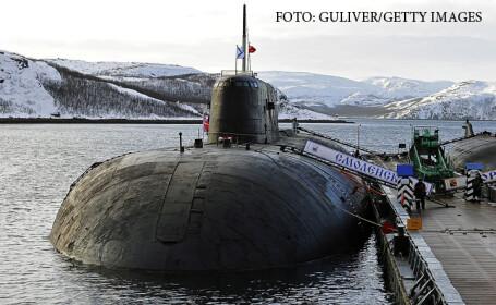 submarinul rusesc Smolensk