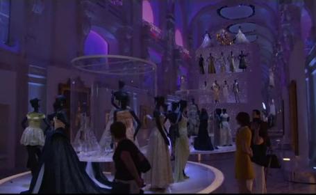 Expozitie Dior