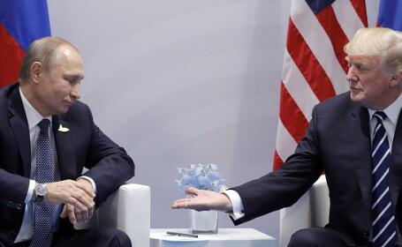 Analiza intalnirii Trump-Putin: Expertii cred ca liderul rus a fost \
