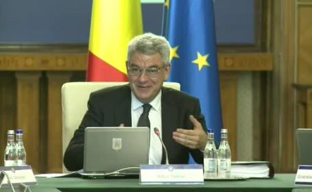 Petre Daea, ironizat in Guvern de premierul Tudose: \