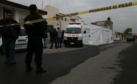 Atac armat la o petrecere pentru copii din Mexic. 11 persoane au fost ucise. VIDEO