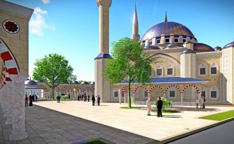 Marea Moschee din Bucuresti