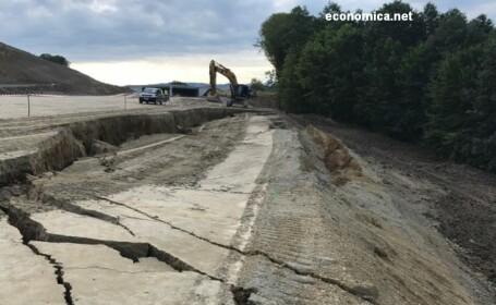 Surpare autostrada Lugoj - Deva