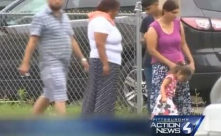 40 de romi din Romania au cerut azil in California. Americanii se plang ca omoara gaini si isi fac nevoile in public