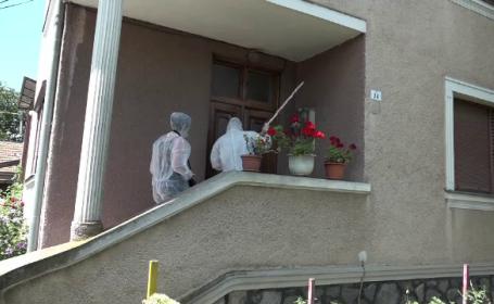 Femeia din Alba gasita moarta in propria casa a fost victima unui asasinat. Fiul ei este in continuare in stare de soc