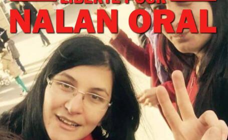 Nalan Oral, activista kurda