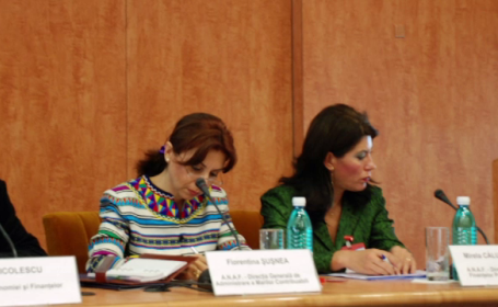 Mirela Calugareanu, ANAF