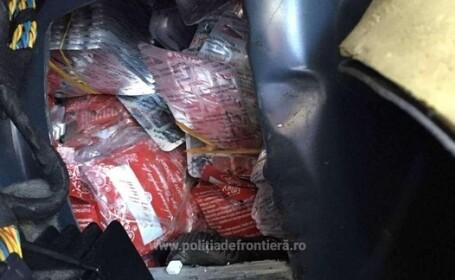Sofer din Botosani amendat cu 53.000 de lei. Ce i-a gasit Politia in masina