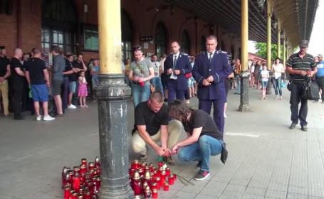 Politistul ucis in Suceava, decorat post mortem: \