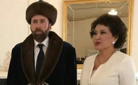 Nicolas Cage, Kazahstan