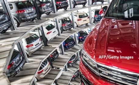 Volkswagen, masini - AFP/Getty