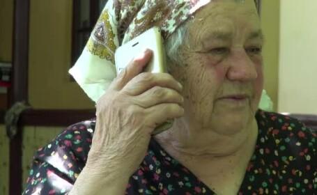 Doi escroci, pacaliti la telefon de femeia de 80 de ani pe care voiau sa o insele prin metoda \