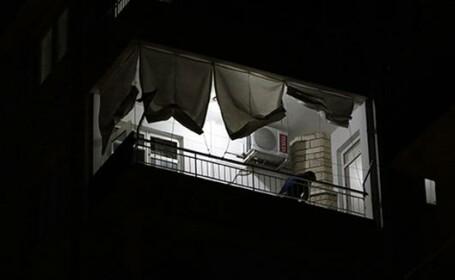 Balconul cercetatorului turc