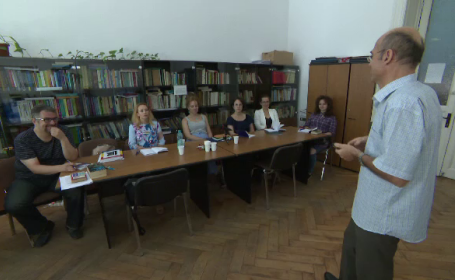 Zeci de studenti straini vin la noi in tara pentru a invata limba romana. Prodecan: \