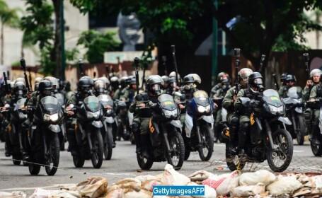 Proteste violente in Venezuela