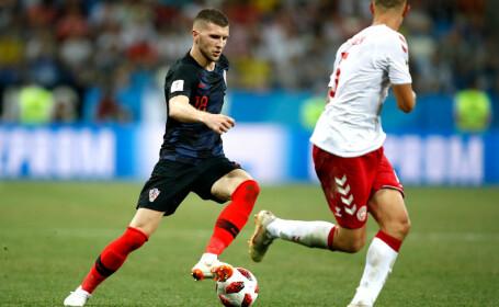 Croaţia s-a calificat în sferturile de finală, după 3-2 cu Danemarca la penalty-uri