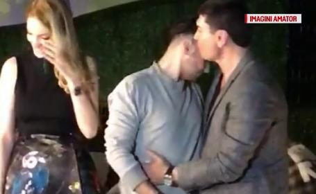 """Borcea a dat petrecere cu foc de artificii, după eliberare. """"Noroc cu Valentina"""""""