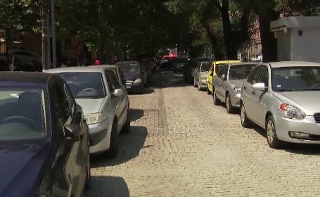 masini capitala parcare