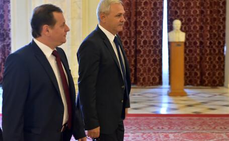 """Dragnea, despre numirea lui Vlase la şefia SIE: """"Închide o perioadă de instabilitate"""""""