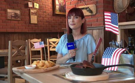 Ziua Independenței, sărbătorită la București cu mâncare tradițională americană