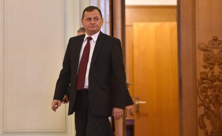 Fostul deputat PSD Gabriel Vlase a depus jurământul pentru funcția de director al SIE