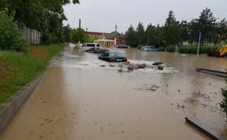 inundatii, cernavoda,
