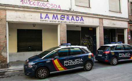 politia spaniola