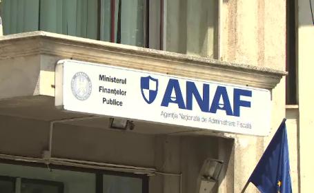 Control al Curţii de Conturi la ANAF. Fiscul avea lipsuri de 11,5 milioane de lei