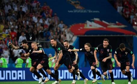 Cupa mondială 2018. Croaţia, calificată în semifinală unde va întâlni Anglia