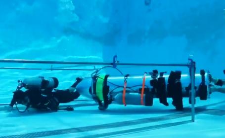 Elon Musk vrea să-i salveze pe copiii thailandezi blocaţi peşteră cu un submarin special