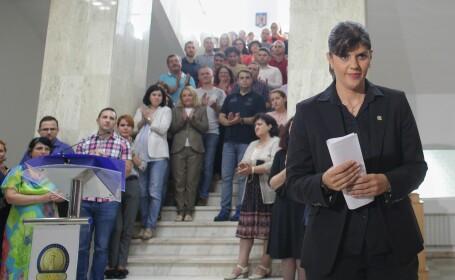 Laura Codruța Kovesi, revocată din funcția de procuror-șef al DNA