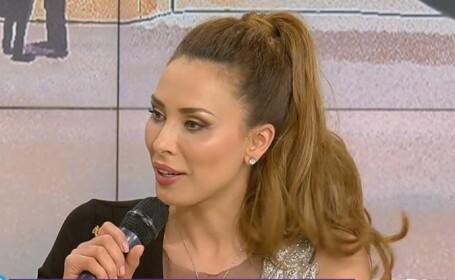 Iulia Vantur, despre relația cu Salman Khan