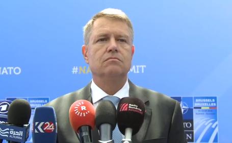"""Klaus Iohannis: Posibilitatea unui Brexit """"dur"""" e foarte mică"""