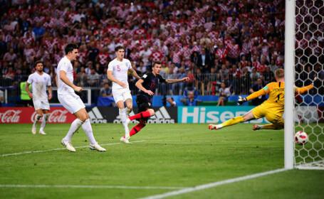 Croația - Anglia 2-1. Croații vor juca duminică finala CM împotriva Franței