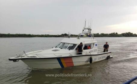 ambarcatiune politia de frontiera