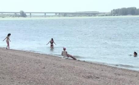 Dunărea, locul de vacanță perfect pentru turiștii care stau departe de mare