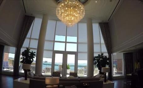 Cum arată camera de hotel de 15.000 de dolari pe noapte. Are 455 de metri pătraţi